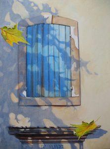 Overzicht van schilderijen van Joop Vermeij