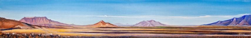 Fuerteventura, schilderij